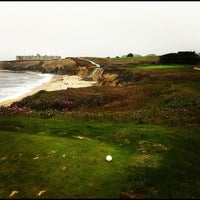 Photo taken at Half Moon Bay Golf Links by Nicholas C. on 8/12/2012