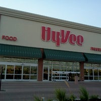 Photo taken at Hy-Vee by Ford E. on 6/26/2012