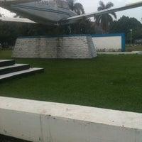 Photo taken at Sekolah Tinggi Penerbangan Indonesia (STPI) by Ryan B. on 6/4/2012