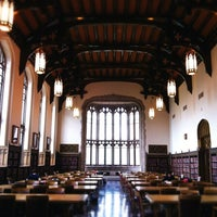 Photo taken at Bizzell Memorial Library by Cassie K. on 4/10/2012