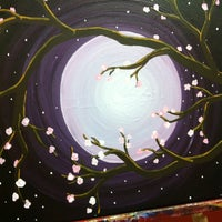 Photo taken at Painting with a Twist by Janessa O. on 5/25/2012