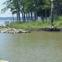 Photo taken at Black Point (Jamestown Island) by Ken S. on 6/27/2012