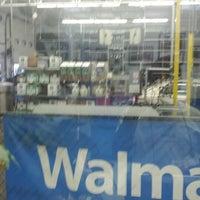 Photo taken at Walmart Supercenter by Christopher P. on 5/3/2012