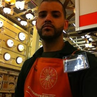 Photo taken at The Home Depot by Ramond G. on 4/1/2012