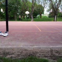Photo taken at Irving Park by Devon M. on 5/8/2012