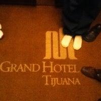 Foto tomada en Grand Hotel Tijuana por Roberto H. el 8/28/2012