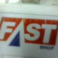Photo taken at Fast Shop by Diogo M. on 9/5/2012