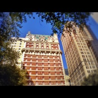Photo taken at The Adolphus by Bev G U. on 2/3/2012