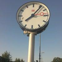 Photo taken at Bahnhof Suchsdorf by Stephan R. on 8/14/2012