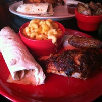 Photo taken at Birds Rotisserie Chicken Cafe by Christina P. on 7/11/2012