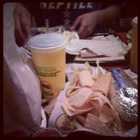 Photo taken at Moe's Southwest Grill by Chad W. on 5/11/2012