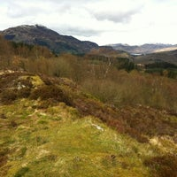 Photo taken at Scotland Highlands by Jerome N. on 4/11/2012
