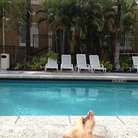 Photo taken at Aventi Pool by Gaetano E. on 6/21/2012