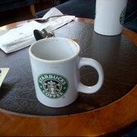 Photo taken at Starbucks by J W. on 2/18/2012