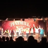Photo taken at Playmill Theatre by Stacey on 7/20/2012
