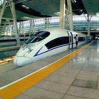 Photo taken at Beijing South Railway Station by Matt C. on 8/22/2012
