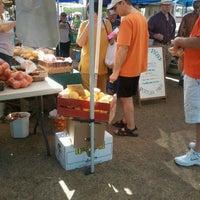 Photo taken at Roadrunner Park Farmers Market by Neema E. on 4/21/2012