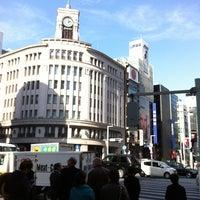 Photo taken at Yamano Music Ginza by shin on 2/21/2012