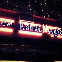 Photo taken at Kabab Magic by Akash J. on 6/17/2012