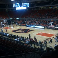 Photo taken at Auburn Arena by Brittney B. on 2/24/2012