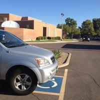 Photo taken at LDS Stake Center-North Phoenix Stake by RenyaDeDulce on 8/26/2012