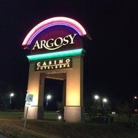 Photo taken at Argosy Casino Hotel & Spa by Taylor on 8/9/2012