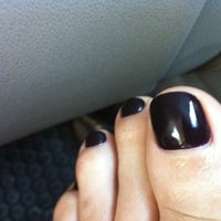 Photo taken at Luxury Nails and Spa by Leslie H. on 2/24/2012