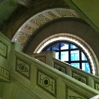 Photo taken at Chicago Cultural Center by Sana A. on 5/2/2012