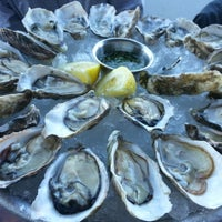 Photo taken at Hog Island Oyster Co. by Betty L. on 7/20/2012