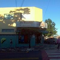 Photo taken at Padaria La Bambina by Karina M. on 5/4/2012