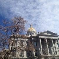 3/29/2012 tarihinde Tim J.ziyaretçi tarafından Colorado State Capitol'de çekilen fotoğraf