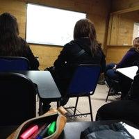 Photo taken at Universidad Del Mar by Ojeda O. on 6/1/2012