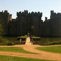 Photo taken at Bodiam Castle by Cees P. on 7/23/2012