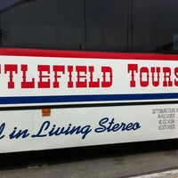 Photo taken at Gettysburg Tours Center Battlefield Bus by Tonya M. on 7/4/2012