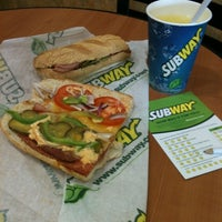 Photo taken at Subway by Jimmy C. on 6/28/2012