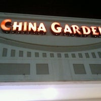 Photo taken at China Garden by Chris C. on 3/16/2012