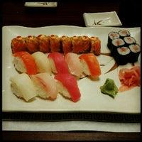 Photo taken at Marado Sushi by Paco C. on 8/25/2012