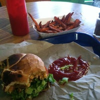 Photo taken at Rain City Burgers by Jeff S. on 5/3/2012