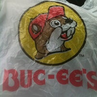 Photo taken at Buc-ee's by Mary P. on 5/8/2012
