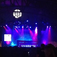 Photo taken at Main Street Armory by Andrew L. on 4/21/2012