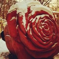 Снимок сделан в Государственный музей городской скульптуры пользователем Maria M. 3/27/2012