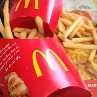 Photo taken at McDonald's by Regina K. on 4/25/2012
