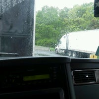 Photo taken at Truck Rest Area Westbound by David B. on 5/14/2012