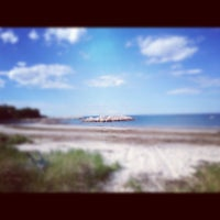 Photo taken at Sandy Cove by Carly on 6/28/2012