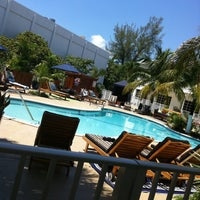 Photo taken at The Perry South Beach Hotel by T L. on 5/27/2012