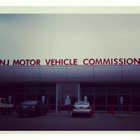 Photo taken at New Jersey Motor Vehicle Commission by Tom P. on 9/6/2012