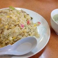 Photo taken at ラーメン新世 本店 by Kiyoshi Y. on 6/13/2012