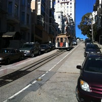 Photo taken at Hyde Street Cable Car by Matthew S. on 6/26/2012