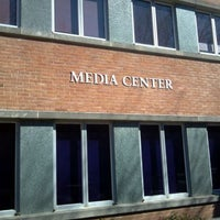 Photo taken at Media Center by AK S. on 3/10/2012