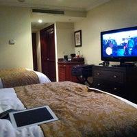 Photo taken at JW Marriott Hotel by Gabriel H. on 3/5/2012